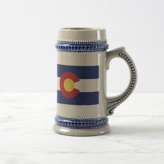 Vlag van Colorado Bierpul