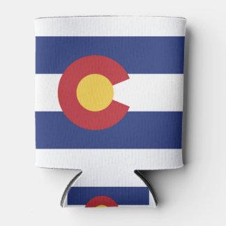 Vlag van Colorado Blikjeskoeler