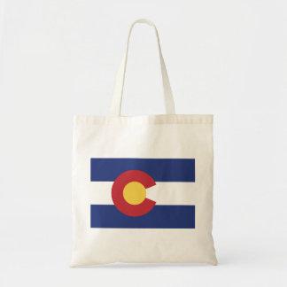 Vlag van Colorado Draagtas
