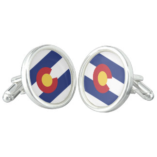 Vlag van Colorado Manchetknopen