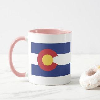 Vlag van Colorado Mok