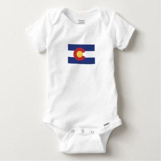 Vlag van Colorado Romper