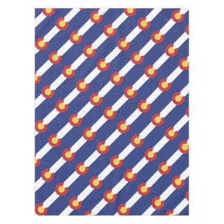 Vlag van Colorado Tafelkleed