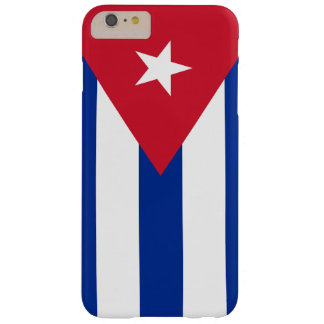 Vlag van Cuba Barely There iPhone 6 Plus Hoesje
