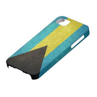 Vlag van de Bahamas Barely There iPhone 5 Hoesje