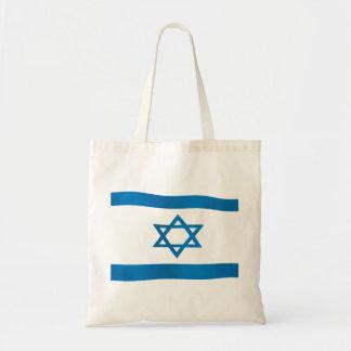 Vlag van de Jodenster van Israël Draagtas