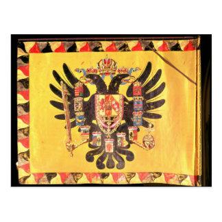 Vlag van de KeizerDynastie van Habsburg, c.1700 Briefkaart