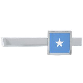 Vlag van de Klem van het Stropdas van Somalië Verzilverde Dasspeld