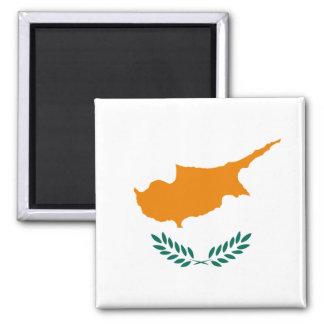 Vlag van de Magneet van Cyprus