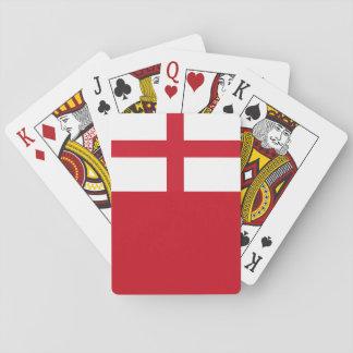 Vlag van de Speelkaarten van Engeland