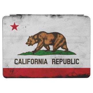 Vlag van de Staat van Californië van Grunge de iPad Air Cover