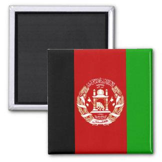 Vlag van de Wereld van Afghanistan de Nationale Magneet