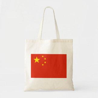 Vlag van de Wereld van de Volksrepubliek China de Draagtas