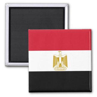 Vlag van de Wereld van Egypte de Nationale Magneet