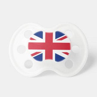 Vlag van de Wereld van het Verenigd Koninkrijk de Baby Speentjes
