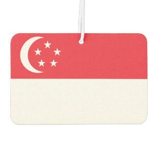 Vlag van de Wereld van Singapore de Nationale Auto Luchtverfrissers