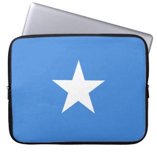 Vlag van de Wereld van Somalië de Nationale Laptop Sleeve
