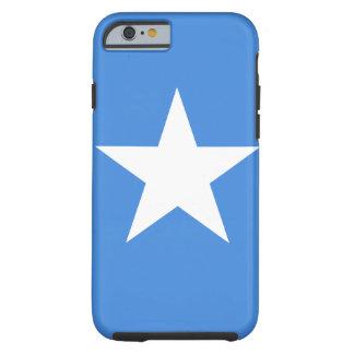 Vlag van de Wereld van Somalië de Nationale Tough iPhone 6 Hoesje