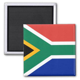 Vlag van de Wereld van Zuid-Afrika de Nationale Magneet