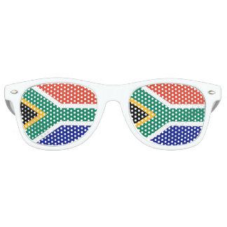 Vlag van de Zonnebril van Zuid-Afrika