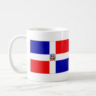 Vlag van Dominicaanse Republiek Koffiemok