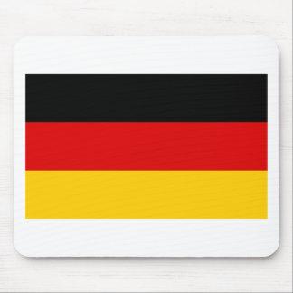 Vlag van Duitsland - Bundesflagge und Muismatten
