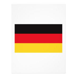 Vlag van Duitsland Persoonlijke Folder