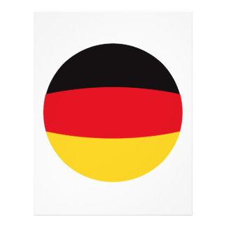 Vlag van Duitsland Folders