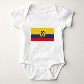 Vlag van Ecuador Romper