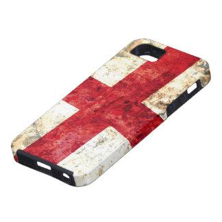 Vlag van Engeland Tough iPhone 5 Hoesje