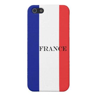 Vlag van Frankrijk Franse Tricolore iPhone 5 Case