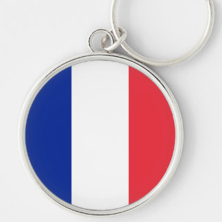 Vlag van Frankrijk, Tricolour Nationale Vlag Sleutelhanger