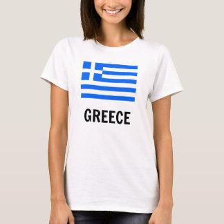 Vlag van Griekenland T Shirt