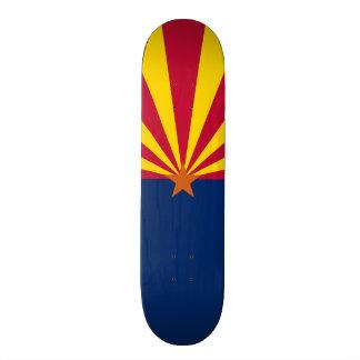 Vlag van het Dek van het Skateboard van Arizona