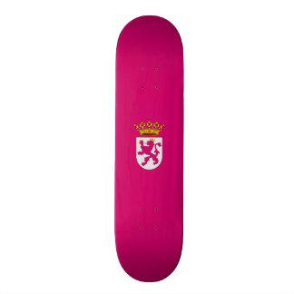Vlag van het Dek van het Skateboard van het