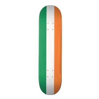 Vlag van het Dek van het Skateboard van Ierland