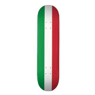 Vlag van het Dek van het Skateboard van Italië