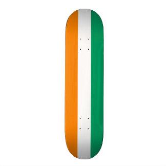 Vlag van het Dek van het Skateboard van Ivoorkust