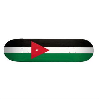 Vlag van het Dek van het Skateboard van Jordanië