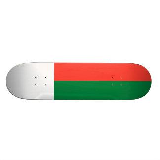 Vlag van het Dek van het Skateboard van Madagascar