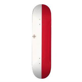 Vlag van het Dek van het Skateboard van Malta