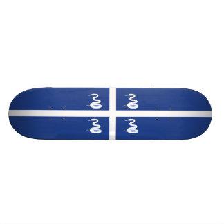Vlag van het Dek van het Skateboard van Martinique