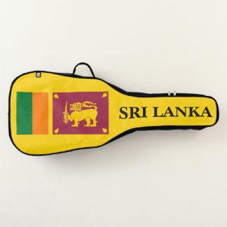 Vlag van het Eiland van Sri Lanka Gitaartas