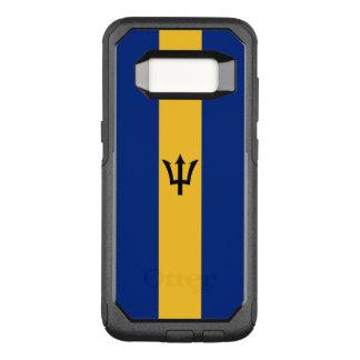 Vlag van het Hoesje van Barbados Samsung OtterBox