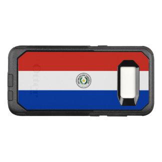Vlag van het Hoesje van Paraguay Samsung OtterBox