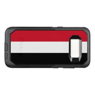 Vlag van het Hoesje van Yemen Samsung OtterBox