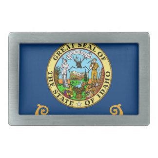 Vlag van Idaho Gespen