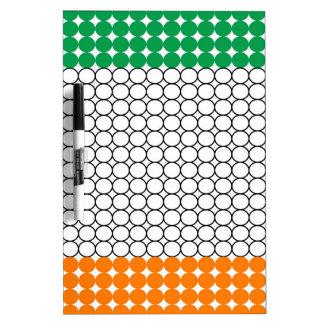 Vlag van Ierland Whiteboards