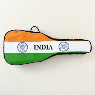 Vlag van India Ashoka Chakra Gitaartassen