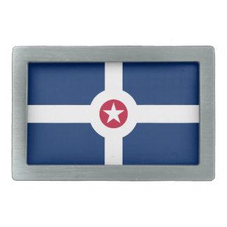 Vlag van Indianapolis, Indiana Gespen